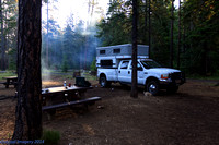 Eastern Oregon Camping - July 2014